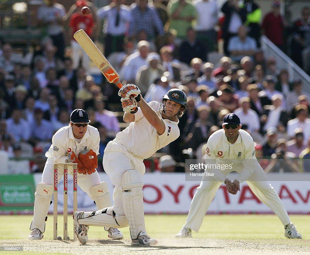 Third Test: England v Australia : ニュース写真