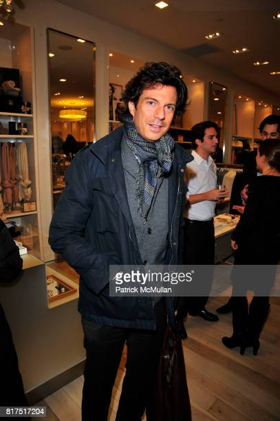 Adam Glassman attends Ann Taylor Flatiron Store Opening at Ann Taylor NYC on December 2 2010 in New York City