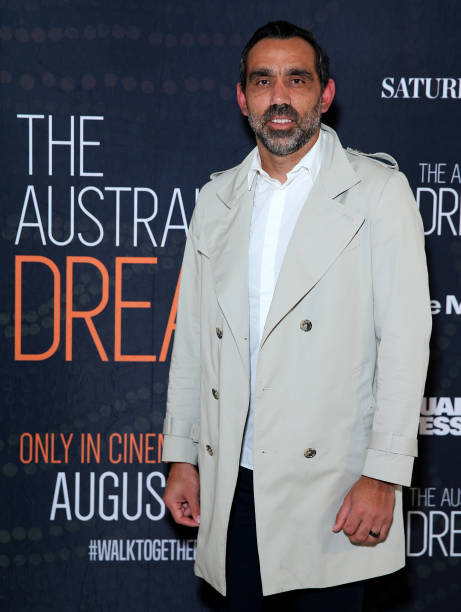AUS: The Australian Dream Sydney Gala Screening - Arrivals