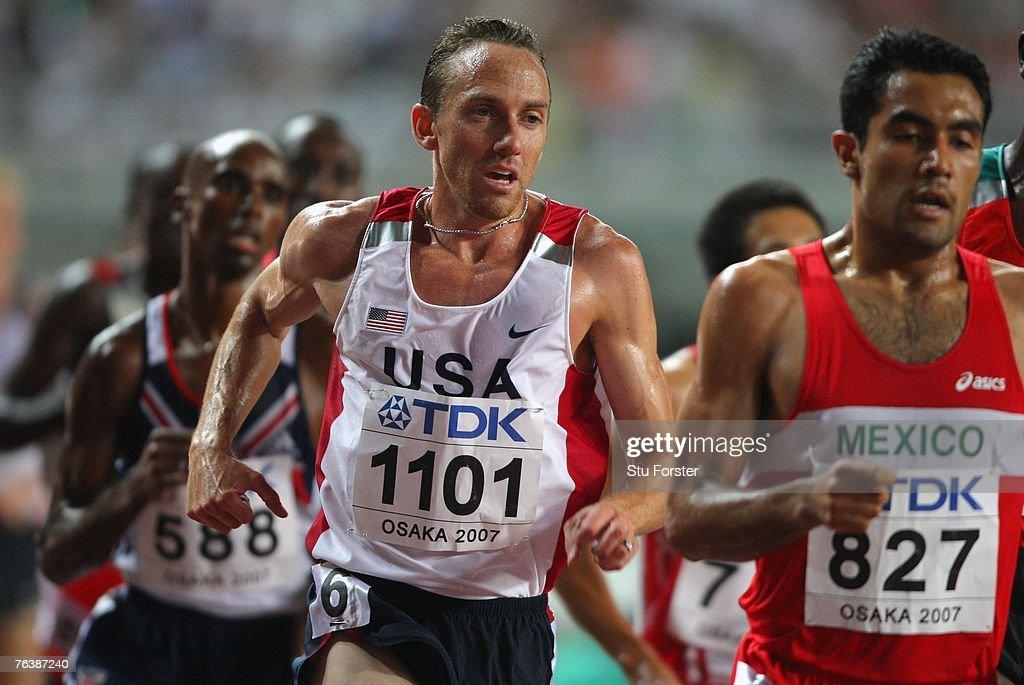 11th IAAF World Athletics Championships: Day Six : News Photo