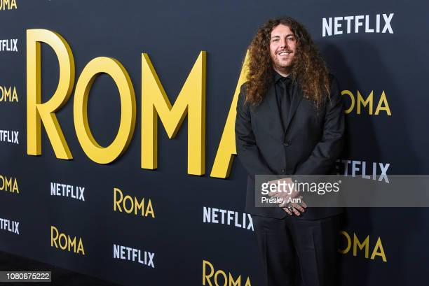 "Adam Gough attends Los Angeles Premiere Of Alfonso Cuaron's ""Roma"" at American Cinematheque's Egyptian Theatre on December 10, 2018 in Hollywood,..."