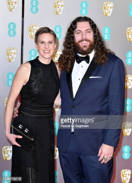Adam Gough attends the EE British Academy Film Awards at Royal Albert Hall on February 10, 2019 in London, England.