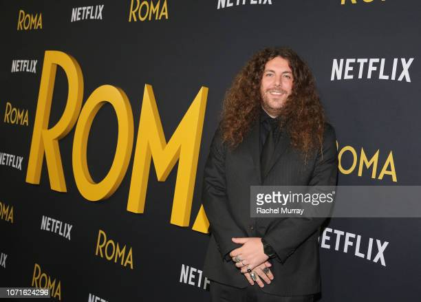 "Adam Gough attends the Netflix ""Roma"" Premiere at the Egyptian Theatre on December 10, 2018 in Hollywood, California.."