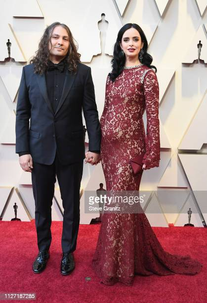 Adam Granduciel and Krysten Ritter attends the 91st Annual Academy Awards at Hollywood and Highland on February 24 2019 in Hollywood California