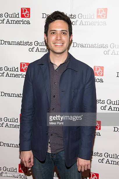 Adam Gwon attends the 2014 AntiPiracy Awareness event at The Dramatists Guild of America on April 21 2014 in New York City