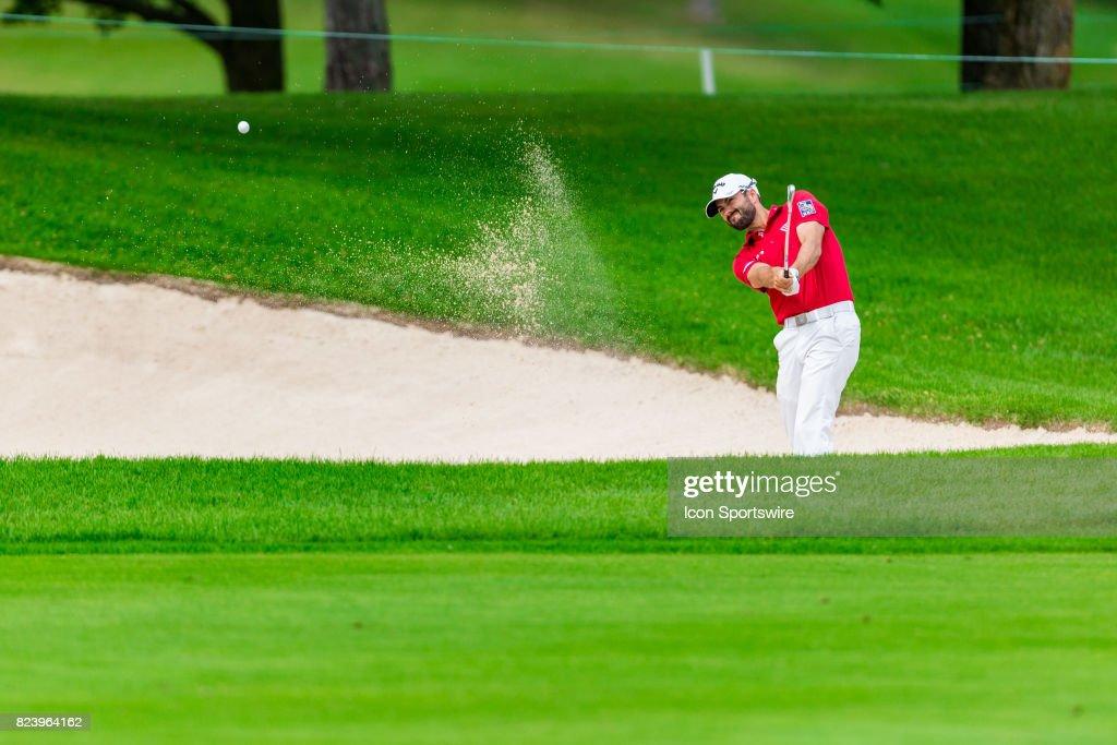GOLF: JUL 28 PGA - RBC Canadian Open - Second Round : News Photo