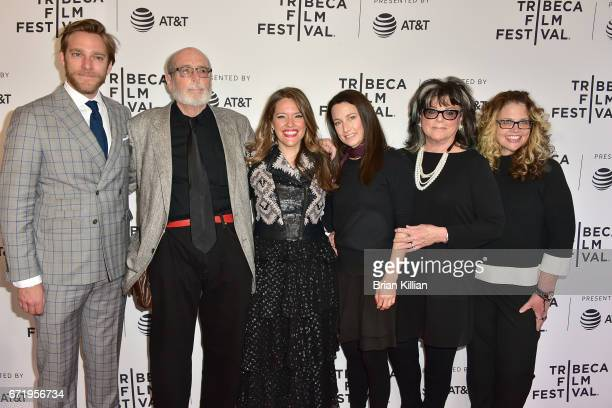 Adam Haggiag Anthony Loder Alexander Dean Lodi Loder Denise Loder DeLuca and Wendy Colton attend the 2017 Tribeca Film Festival 'Bombshell The Hedy...