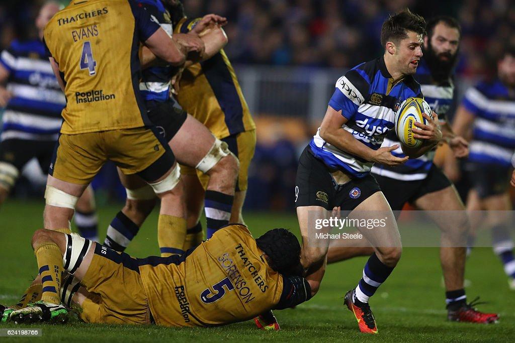 Bath Rugby v Bristol Rugby - Aviva Premiership : News Photo