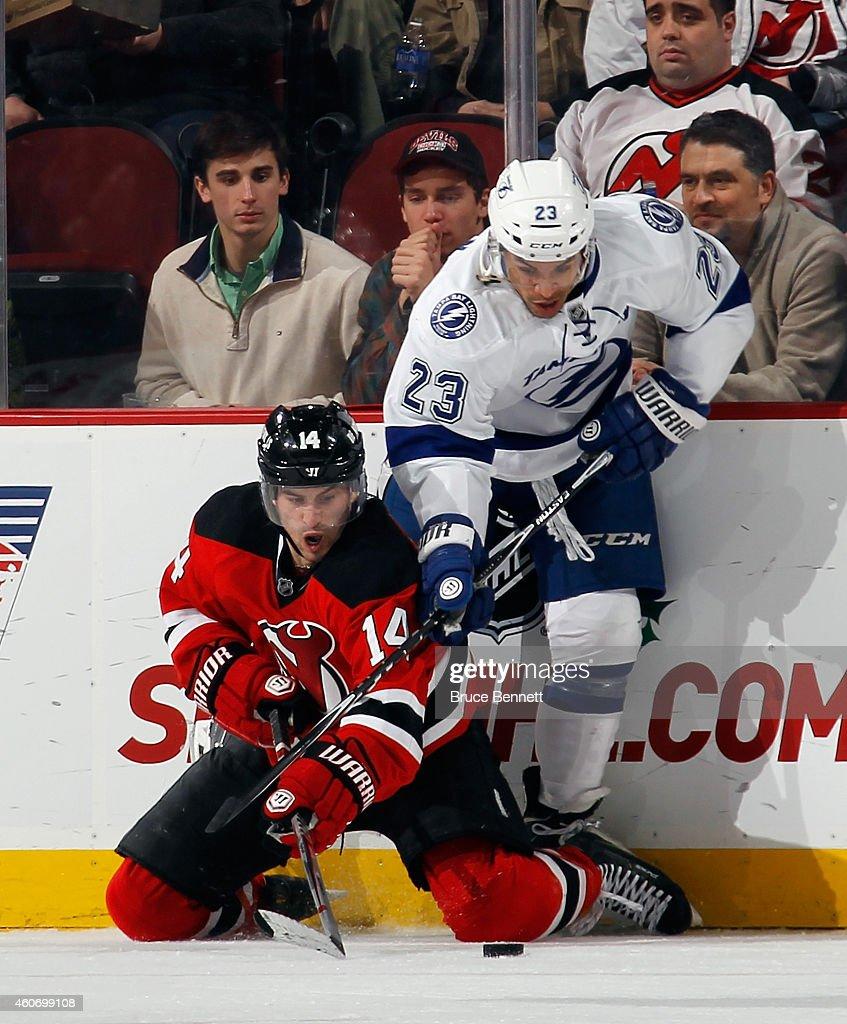 Tampa Bay Lightning v New Jersey Devils