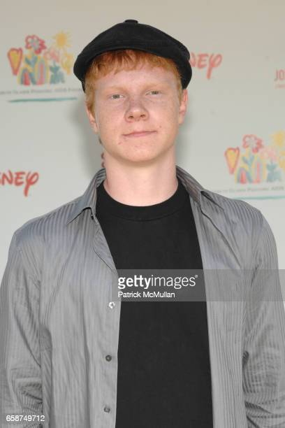 Adam Hicks attends Elizabeth Glaser Pediatric AIDS Foundation 20th Annual A Time For Heroes Celebrity Carnival at Wadsworth Theater on June 7 2009 in...