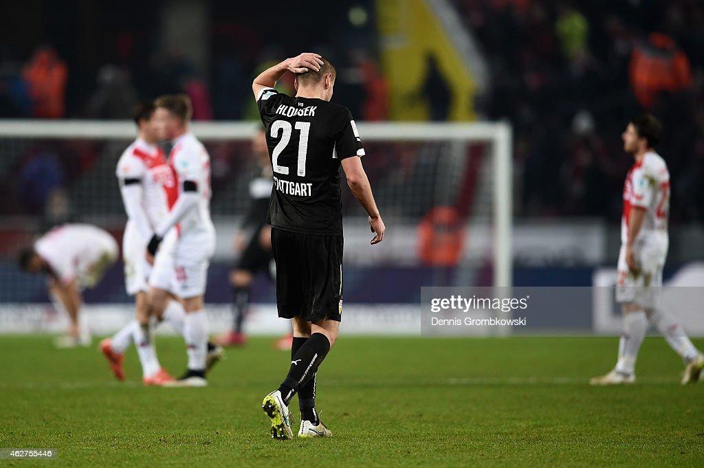 1. FC Koeln v VfB Stuttgart - Bundesliga