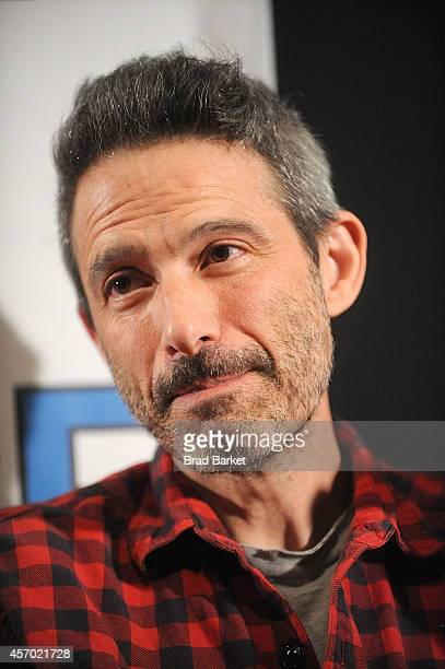 Adam Horovitz attends CBGB Music Film Festival 2014 Modern School of Film Presents 'Up In Smoke' on October 10 2014 in New York City