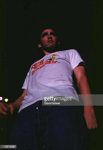 Adam Horovitz of Beastie Boys during Beastie Boys in Concert at Roseland Ballroom 1992 at Roseland Ballroom in New York New York United States