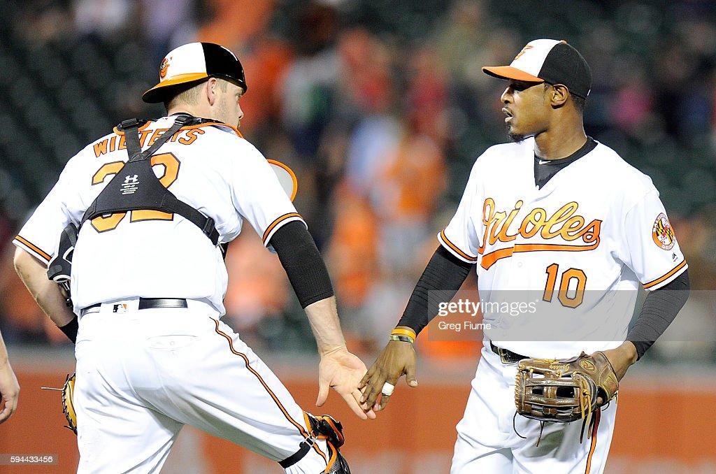Washington Nationals v Baltimore Orioles : ニュース写真