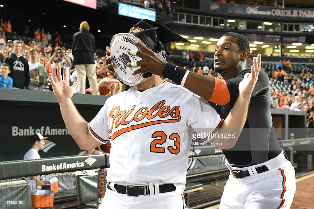 Cleveland Indians v Baltimore Orioles - Game Two : News Photo