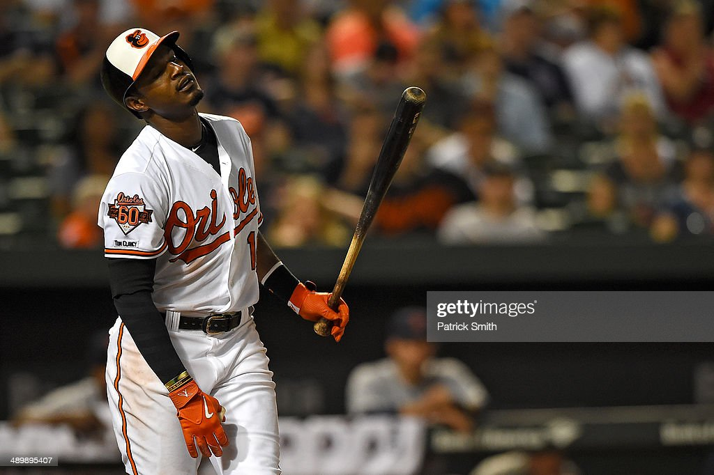 Detroit Tigers v Baltimore Orioles : News Photo