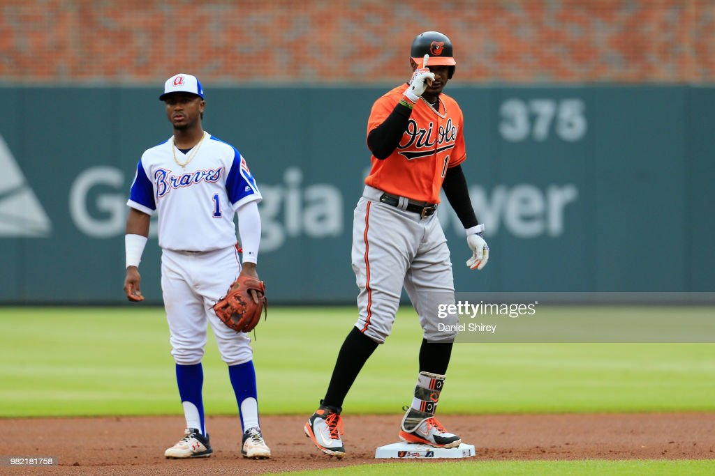 Baltimore Orioles v Atlanta Braves