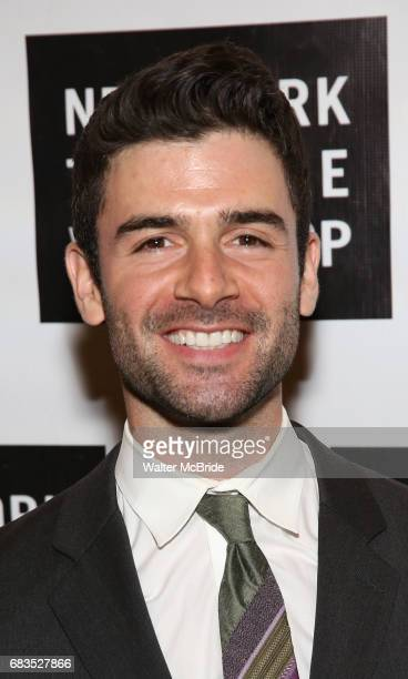Adam Kantor attends New York Theatre Workshop's 2017 Spring Gala at the Edison Ballroom on May 15 2017 in New York City