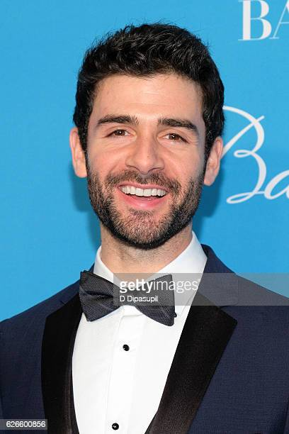 Adam Kantor attends the 12th annual UNICEF Snowflake Ball at Cipriani Wall Street on November 29 2016 in New York City
