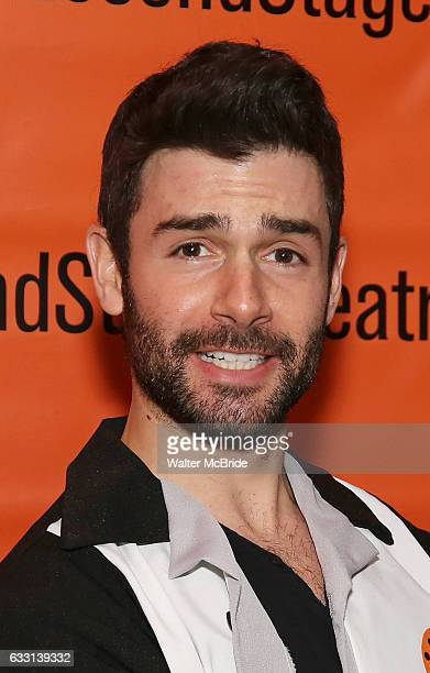 Adam Kantor attends the 30th Annual Second Stage AllStar Bowling Classic at Lucky Strike on January 30 2017 in New York City