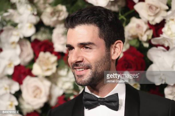 Adam Kantor attends the American Theatre Wing Centennial Gala at Cipriani 42nd Street on September 18 2017