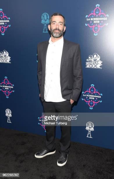 Adam Kassan attends the 20th Century Fox 2018 LA Screenings Gala at Fox Studio Lot on May 24 2018 in Century City California