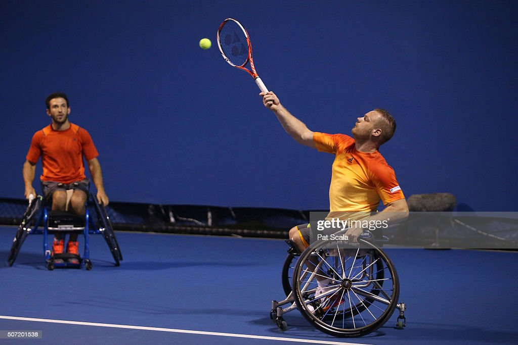Australian Open 2016 Wheelchair Championships