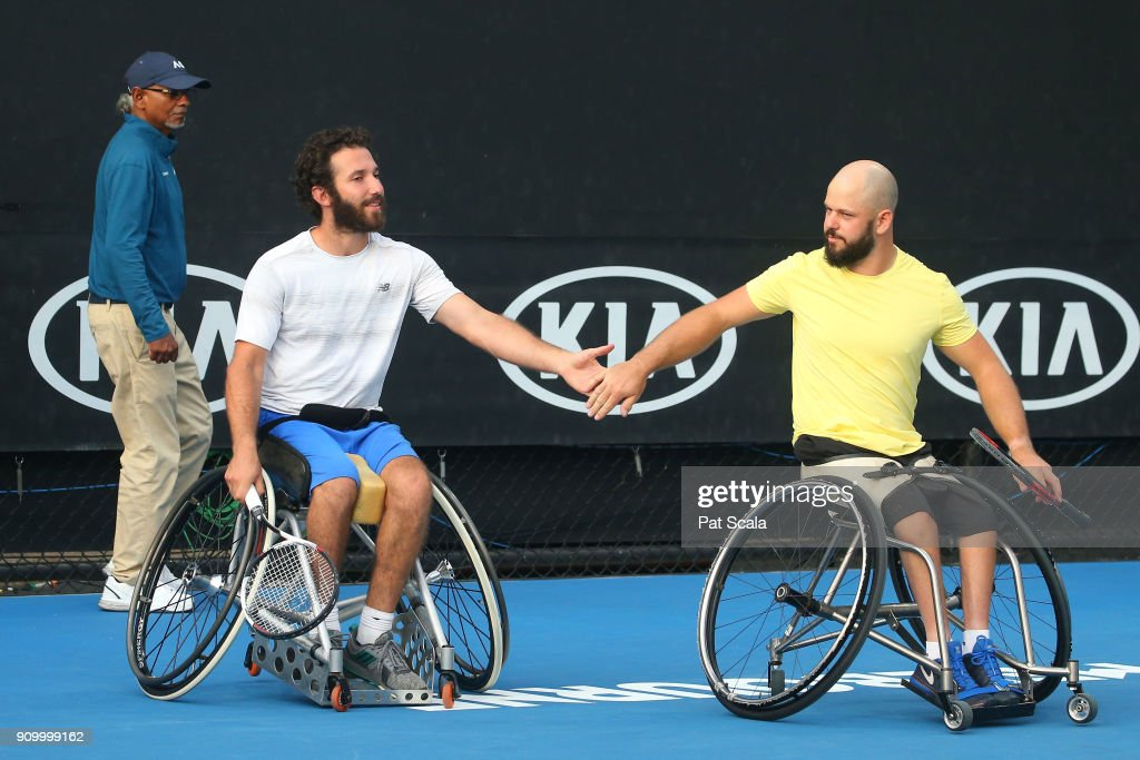 Australian Open 2018 Wheelchair Championships