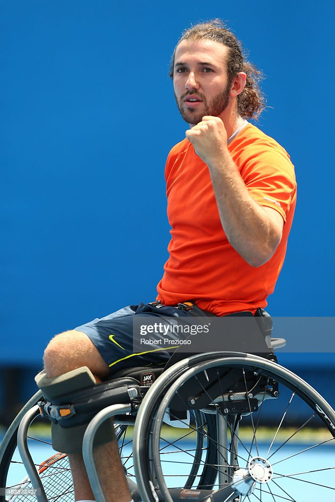2014 Australian Open Wheelchair Championships