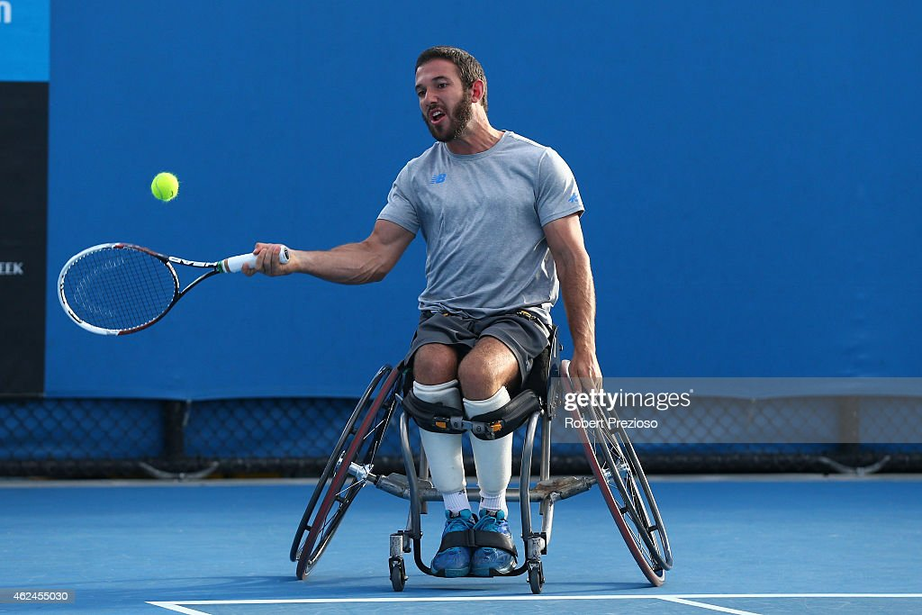 Australian Open 2015 Wheelchair Championships