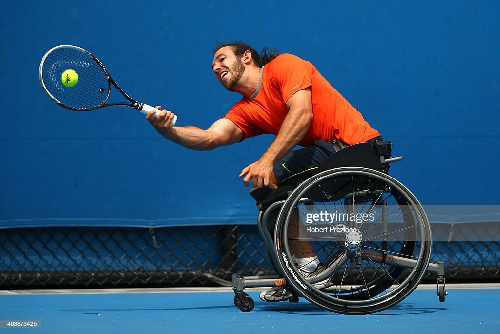 2014 Australian Open Wheelchair Championships
