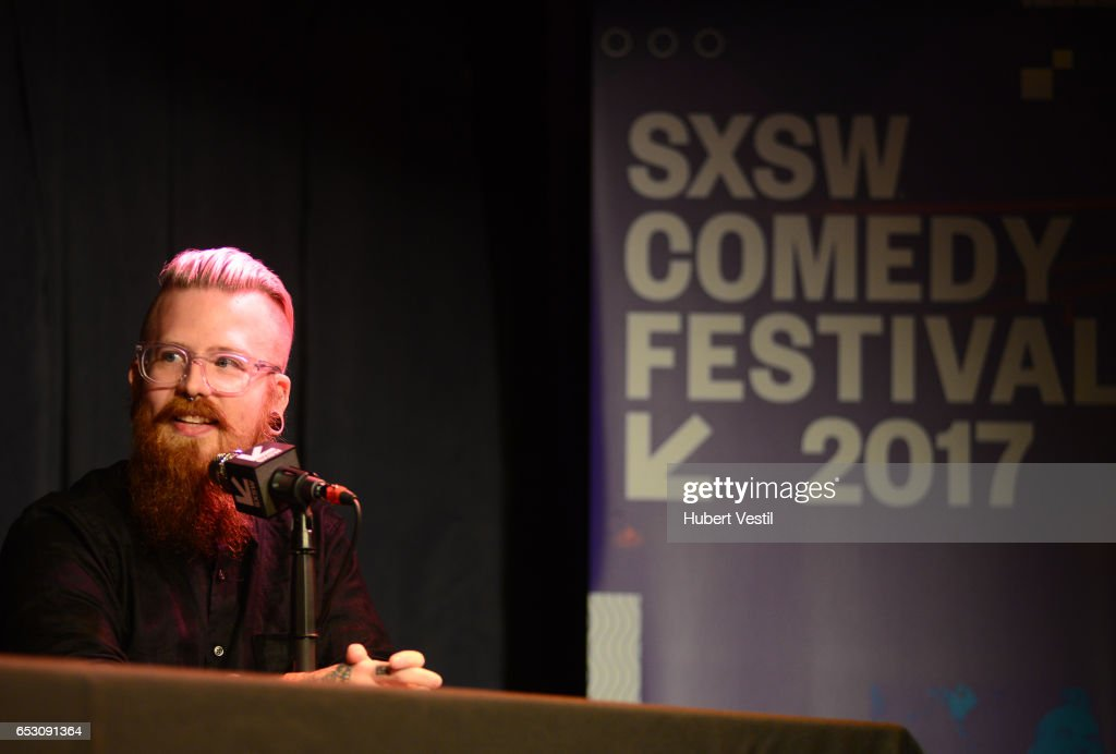 Adam Koebel performs onstage at HarmonQuest during 2017 SXSW Conference and Festivals at Esther's Follies on March 13, 2017 in Austin, Texas.