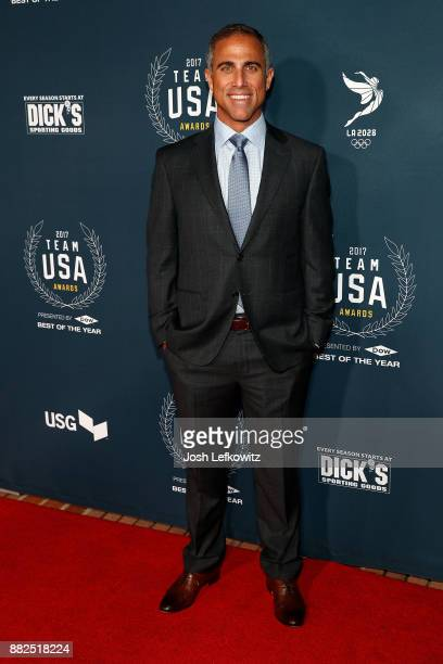 Adam Krikorian attends the 2017 Team USA Awards on November 29 2017 in Westwood California