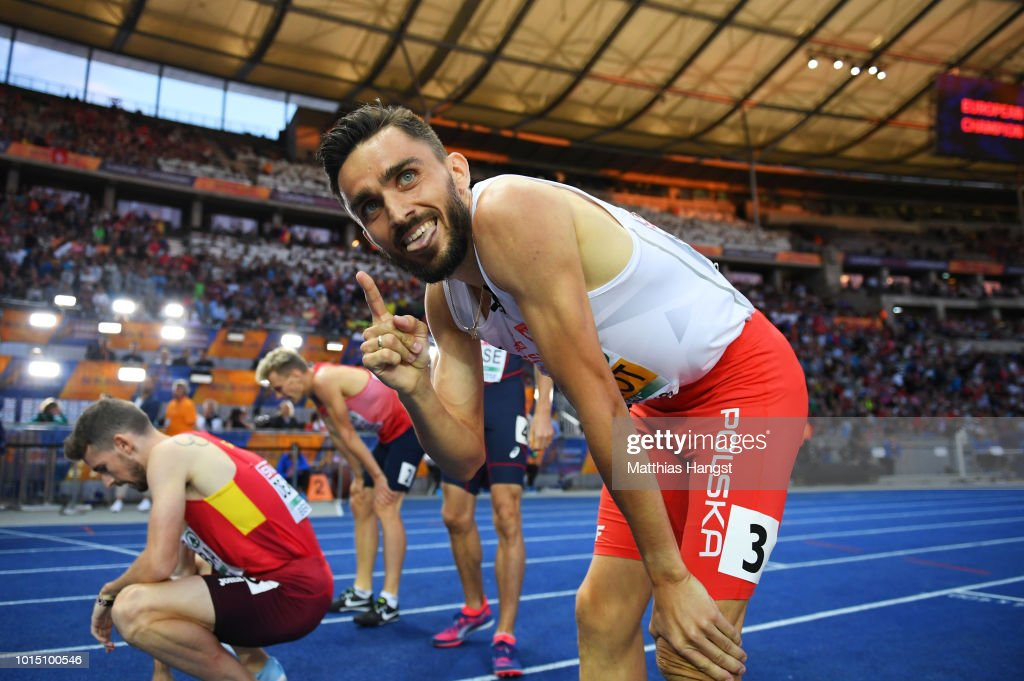 24th European Athletics Championships - Day Five : Foto di attualità