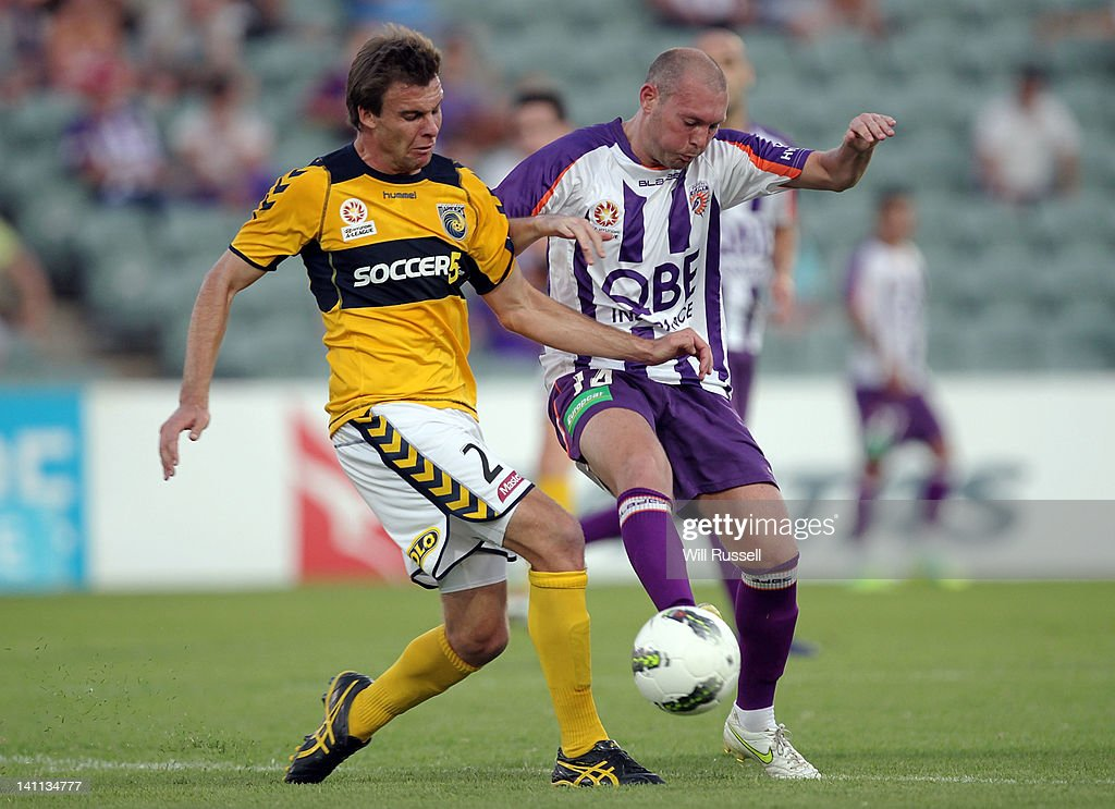 A-League Rd 23 - Perth v Central Coast
