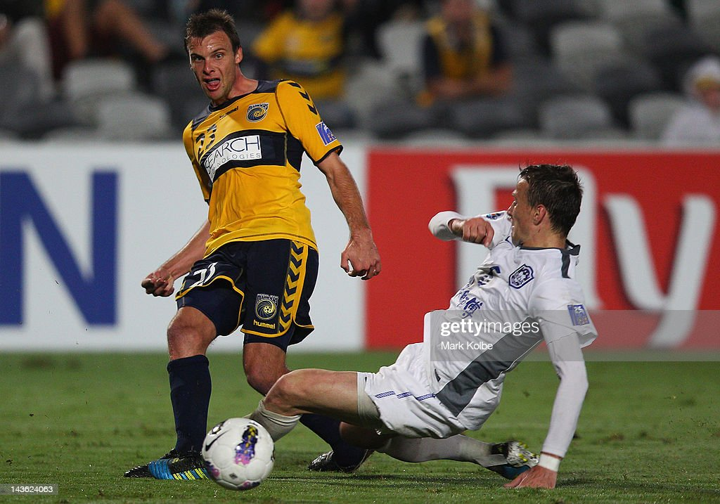 Central Coast v Tianjin Teda - AFC Asian Champions League