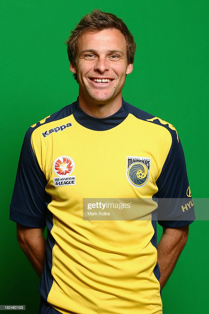 Central Coast Mariners Headshots