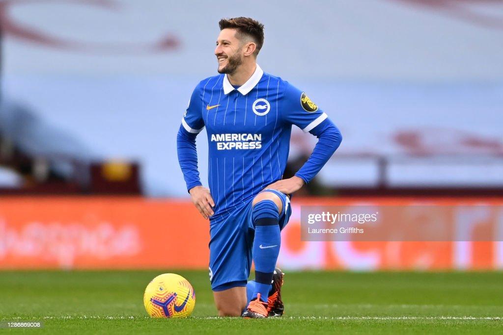Aston Villa v Brighton & Hove Albion - Premier League : Nachrichtenfoto