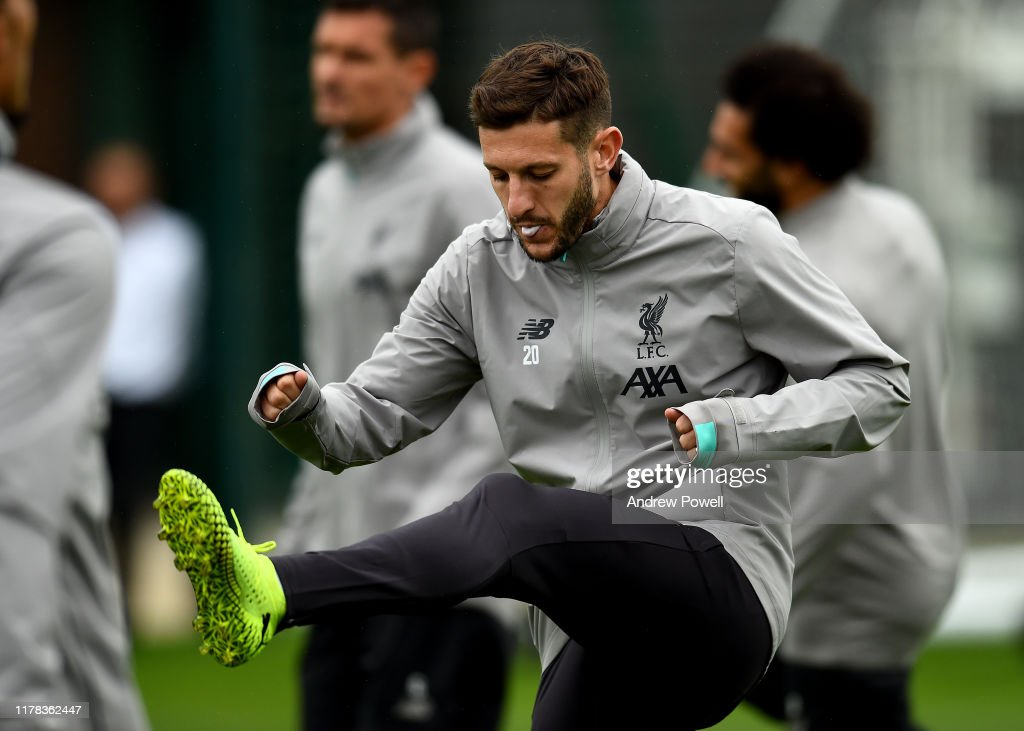Liverpool FC Press Conference And Training Session : News Photo