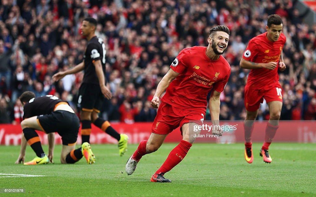 Liverpool v Hull City - Premier League : News Photo