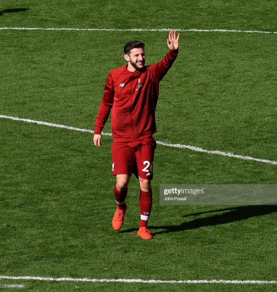Liverpool FC v Burnley FC - Premier League : News Photo