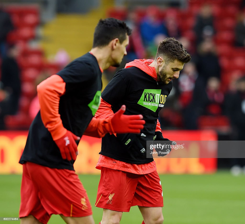 Liverpool v Swansea City - Premier League : News Photo
