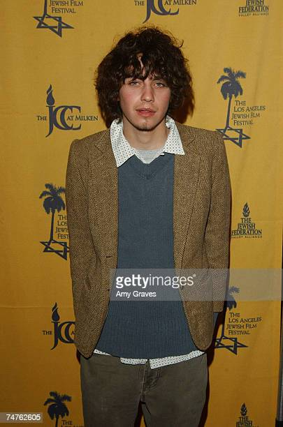Adam Lamberg at the Writers Guild Theatre in Beverly Hills California