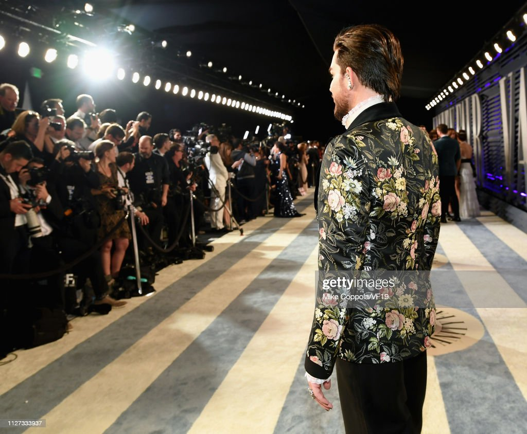 2019 Vanity Fair Oscar Party Hosted By Radhika Jones - Roaming Arrivals : News Photo