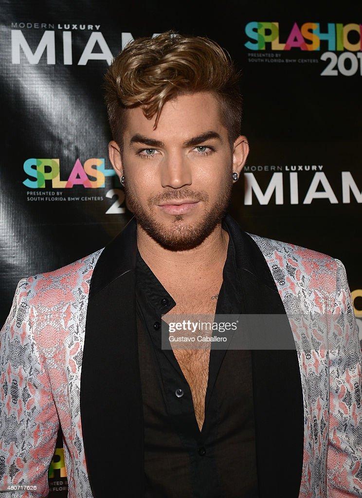Miami Magazine's Splashion At Fillmore Miami Beach : News Photo