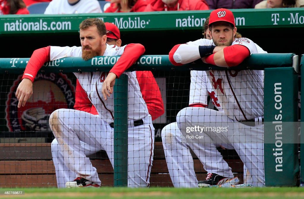 Atlanta Braves v Washington Nationals : News Photo