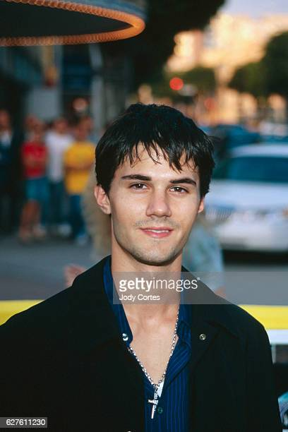 Adam LaVorgna at the premiere of 'Summer Catch'