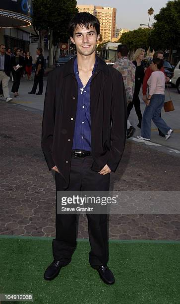 Adam Lavorgna during 'Summer Catch' Premiere at Mann's Village in Westwood California United States