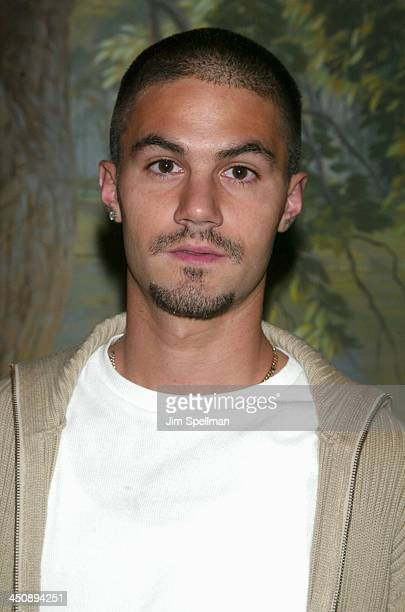 Adam LaVorgna during The WB Introduces Its 20022003 Schedule at New York Sheraton in New York City New York United States