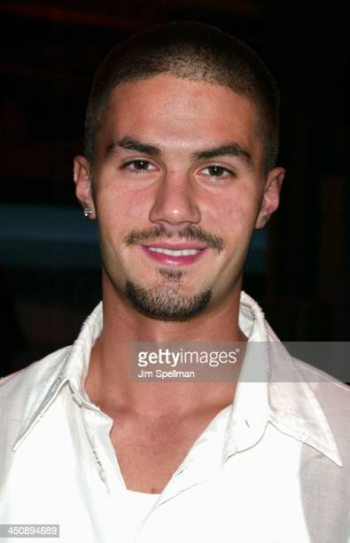 Adam LaVorgna during The WB Television Network Upfront Allstar Party Arrivals at The Lighthouse at Chelsea Piers in New York City New York United...